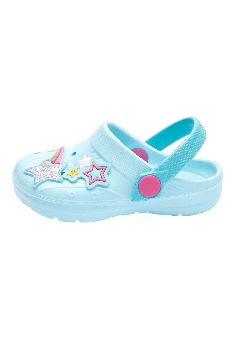 Next - TEAL UNICORN EVA MULES (YOUNGER) - Sandales de bain - blue