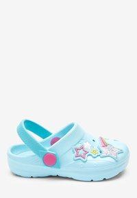 Next - TEAL UNICORN EVA MULES (YOUNGER) - Sandales de bain - blue - 3