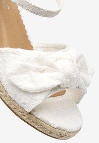 Next - Sandales - white - 3