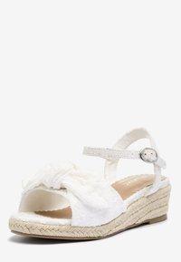 Next - Sandals - white - 2