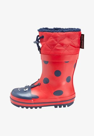 THINSULATE - Botas de agua - red