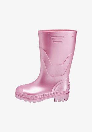 Bottes en caoutchouc - pink