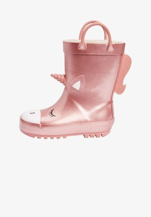 Wellies - silver