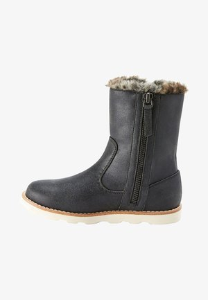 FAUX FUR TRIM BOOTS (OLDER) - Winter boots - schwarz