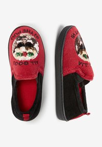 Next - CHRISTMAS PUDDING  - Chaussons - red - 1
