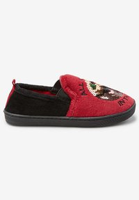 Next - CHRISTMAS PUDDING  - Chaussons - red - 4