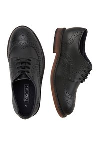 Next - Smart lace-ups - black - 1