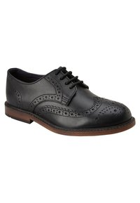 Next - Smart lace-ups - black - 2