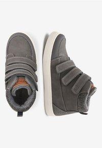 Next - TRIPLE STRAP - Skate shoes - gray - 1