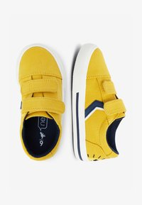 Next - OCHRE CHARACTER TOUCH FASTENING SHOES (YOUNGER) - Baby shoes - yellow - 1