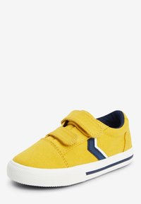 Next - OCHRE CHARACTER TOUCH FASTENING SHOES (YOUNGER) - Baby shoes - yellow - 2