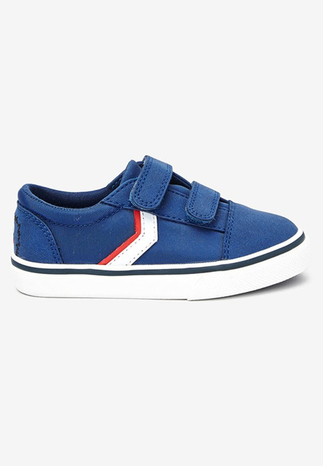 STRAP TOUCH FASTENING SHOES (YOUNGER) - Trainers - blue