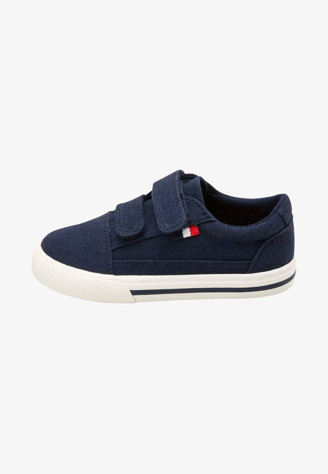 Lær-at-gå-sko - blue
