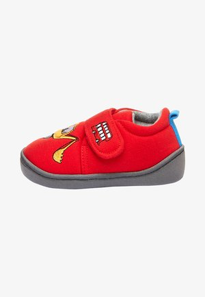 Babyschoenen - red