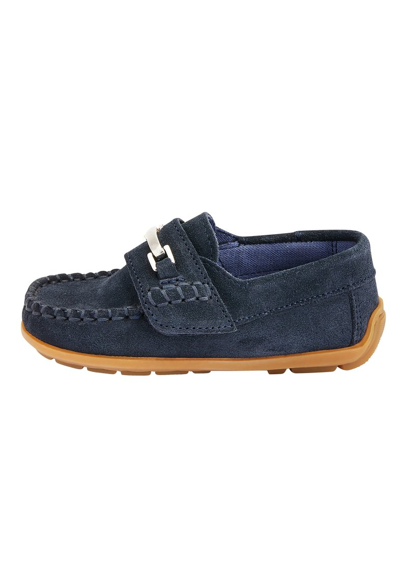 Next - BLUE PENNY SNAFFLE LOAFERS (YOUNGER) - Loafers - blue