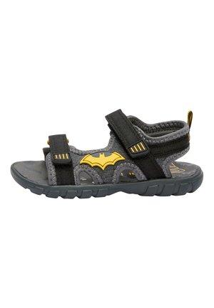 BLACK BATMAN® TREKKER SANDALS (YOUNGER) - Vandringssandaler - black