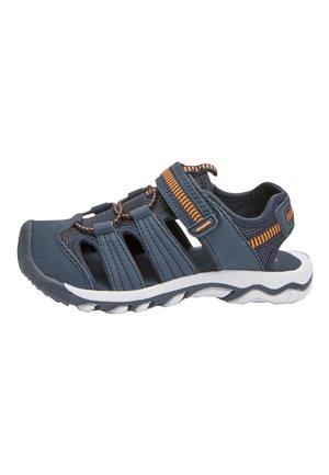 NAVY BUMP TOE TREKKERS (OLDER) - Sandals - blue