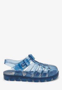 Next - LIME JELLY SANDALS (YOUNGER) - Pool slides - blue - 3