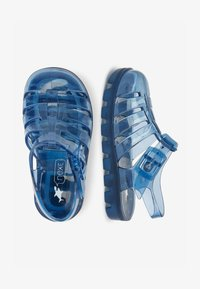 Next - LIME JELLY SANDALS (YOUNGER) - Pool slides - blue - 1