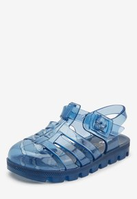 Next - LIME JELLY SANDALS (YOUNGER) - Pool slides - blue - 2