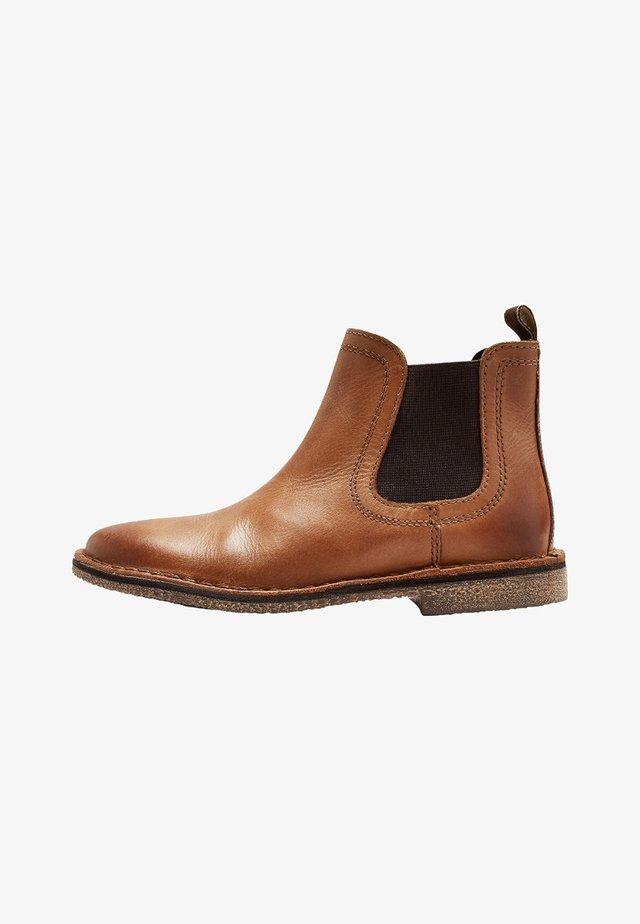 CHELSEA - Kotníkové boty - tan