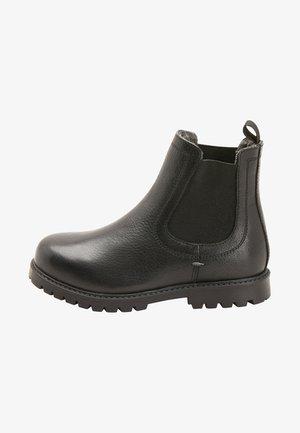 CHELSEA - Korte laarzen - black