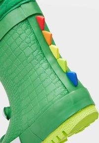Next - CROCODILE - Regenlaarzen - green - 2