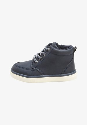 CHUKKA - Baby shoes - blue