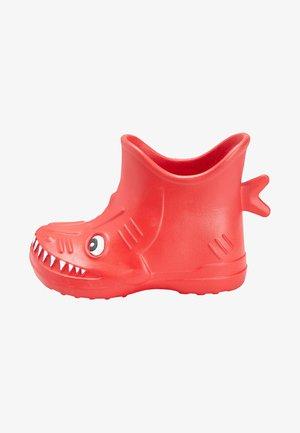 Stivali di gomma - red