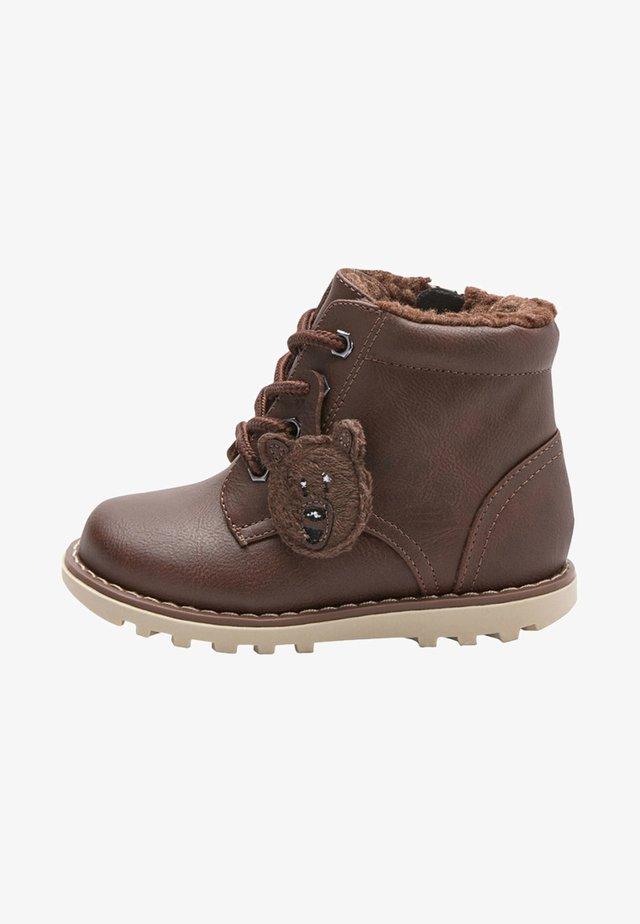 Zapatos de bebé - brown
