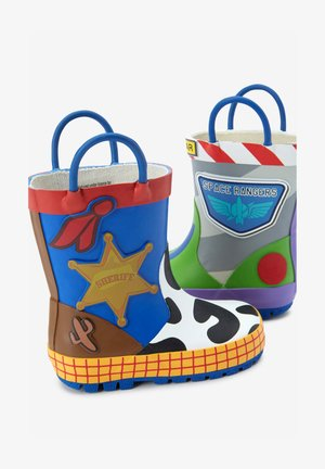 MULTI TOY STORY WELLIES (YOUNGER) - Holínky - red
