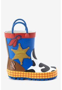 Next - MULTI TOY STORY WELLIES (YOUNGER) - Wellies - red - 0