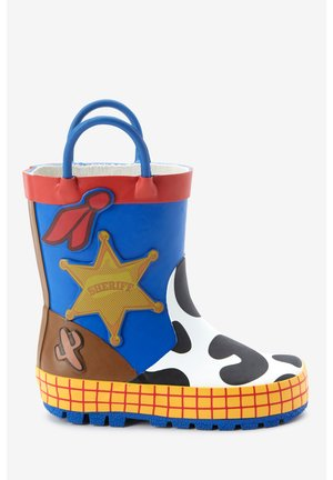 MULTI TOY STORY WELLIES (YOUNGER) - Bottes en caoutchouc - red