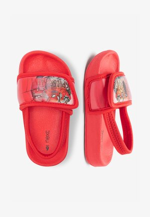 """RED SPIDER-MANÂ""""¢ SLIDERS (YOUNGER) - Chaussures premiers pas - red"""