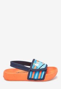 Next - Sandales de bain - orange - 4