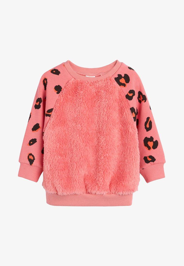 Next - Fleece jumper - pink