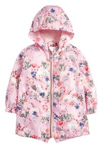 Next - PINK UNICORN CAGOULE (3MTHS-10YRS) - Parkas - pink - 0