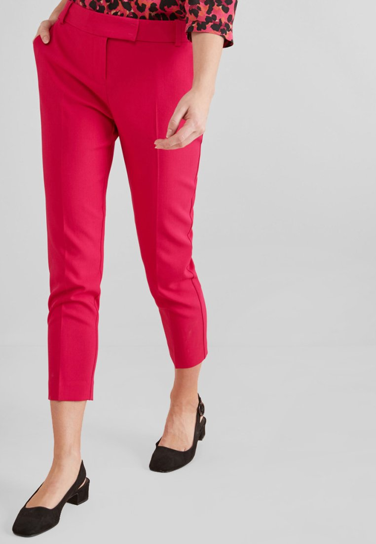 Next - Stoffhose - pink