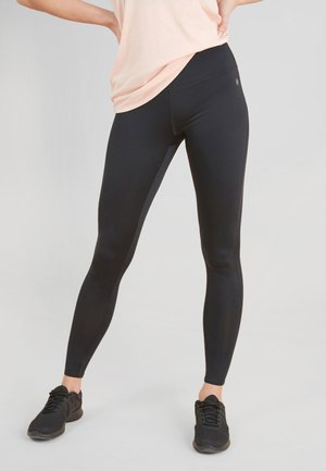 TECHNICAL LEGGING - Legginsy - black