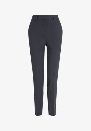 SLIM TROUSERS - Kangashousut - blue