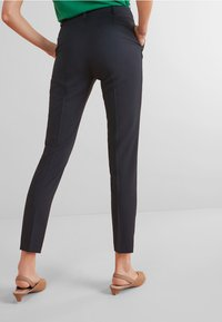 Next - SLIM TROUSERS - Trousers - blue - 2