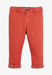 Next - Pantalon classique - red - 0