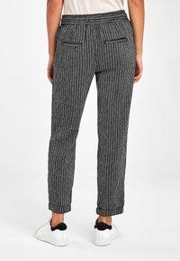 Next - Trousers - mottled black - 2