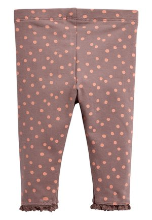 MINK LEGGINGS (3MTHS-7YRS) - Legging - pink