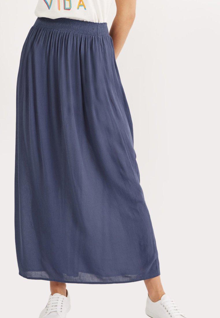 Next - Maxi skirt - blue