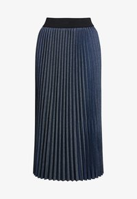 Next - Pleated skirt - blue - 3