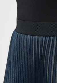 Next - Pleated skirt - blue - 2