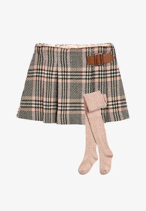 A-snit nederdel/ A-formede nederdele - pink