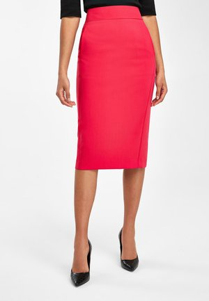GINGER PENCIL SKIRT - Pencil skirt - pink