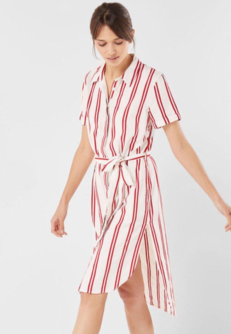 Next - Blusenkleid − weiß
